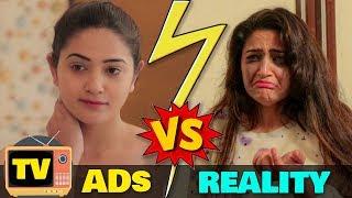 TV ADs vs REALITY    Bhangra Paa Le    Sunny Kaushal, Rukshar Dhillon    Sibbu Giri