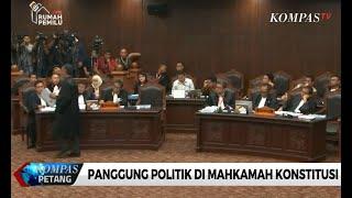 Panggung Politik di Mahkamah Konstitusi - Catatan KompasTV