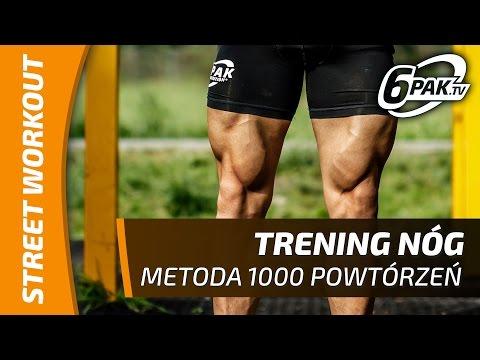 Ćwiczenia na rozciąganie mięśni nóg