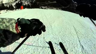 preview picture of video 'Porte Puymorens Ski 24_01_2015'