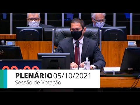 Plenário - Mudanças na Lei de Improbidade Administrativa (PL 2505/21) - 05/10/2021*