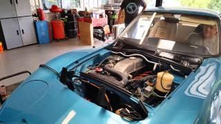 1970 Opel GT Restoration - Engine First Start Up