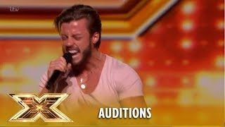 Tom Richards: HE is BACK After 8 Years To Prove Everyone WRONG! | The X Factor UK 2018