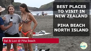 Piha, Auckland