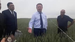 Есильский район. Нежданный визит акима СКО
