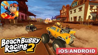 BEACH BUGGY RACING 2 - ANDROID / iOS GAMEPLAY