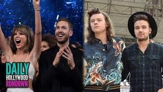 One Direction SPEAKS Out About Breakup - Calvin Harris Feuding Over Taylor Swift With Avril (DHR)
