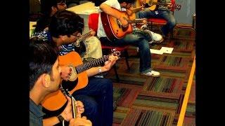 Guitarmonk Guitar Students Delhi & NCR