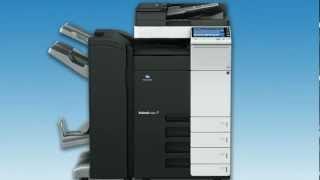 preview picture of video 'Just Copiers - Ballarat - Konica Minolta - Photocopiers - Reliability C224 C284 C364'