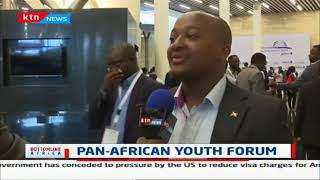 African leaders deliberate on the future of continent at Pan-African Youth Forum
