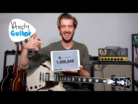 TEN YEARS TO ONE MILLION SUBSCRIBERS