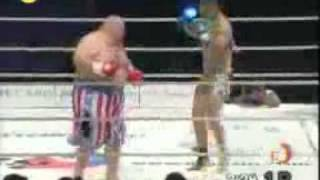 ЛУЧШИЕ БОИ:бокс против тайского бокса -6