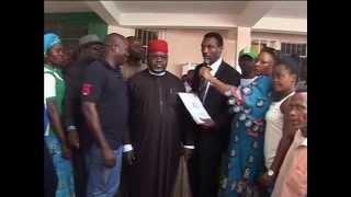 Group Canvasses For President Jonathan