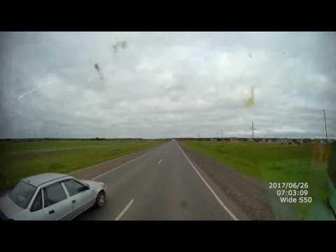 Смертельное лобовое на скорости 230 км в час