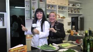 Lilian Gonçalves no Giro da Gastronomia