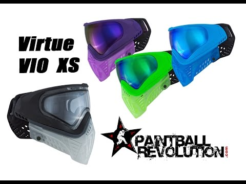 Virtue VIO XS Paintball Mask Review