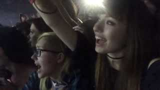 VLOG/ 30 Seconds to Mars in SOCHI, Russia