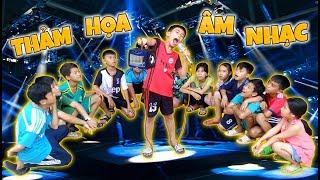 Tony   Cuộc Thi GIỌNG HÁT ÁM ẢNH - Singer Contest