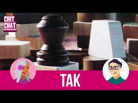 Tak - Chit Chat with Mandi and Caryl