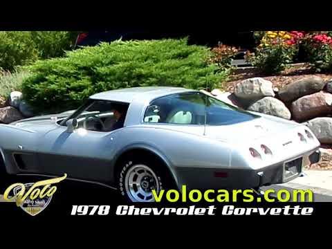 Video of '78 Corvette - LS8A