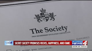 """Secret Society"" promises money, and fame, but it`s not free"