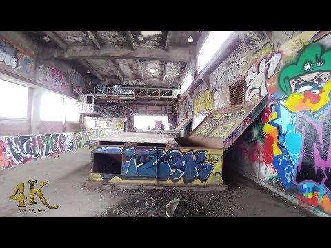 Montréal Urbex: Visite de l'incinérateur Dickson / Tour of the...