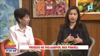 ON THE SPOT: Proseso ng pag-aampon, mas pinaikli