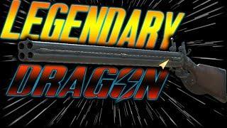 fallout 76 Legendary dragon rifle   fallout 76 weapons showcase   fallout 76 legendary weapons