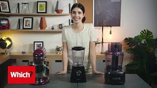 Food processor vs Blender vs Mixer