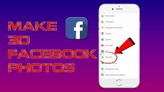 How To Make 3D Photo Posts in Facebook