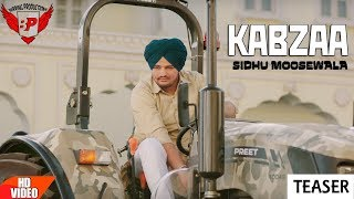 KABZAA (Sidhu Moosewala)TEASER Ll Video Song 2018 Fan Made Ll Birring Productions