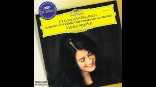 Johann Sebastian Bach, Partita No. 2 c-moll BWV 826, Martha Argerich 1979