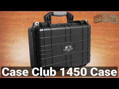 Case Club 1450 Case - Featured Youtube Video