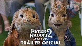 Tráiler Español Peter Rabbit 2: The Runaway