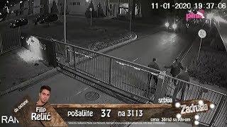 "Zadruga 3 - Dalila i Dejan pobegli iz ""Zadruge"" nakon svađe sa Miljanom - 11.01.2020."