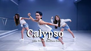 Luis Fonsi, Stefflon Don   Calypso Children Dance Version