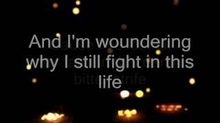 Within Temptation   Shot In The Dark (lyrics) HD