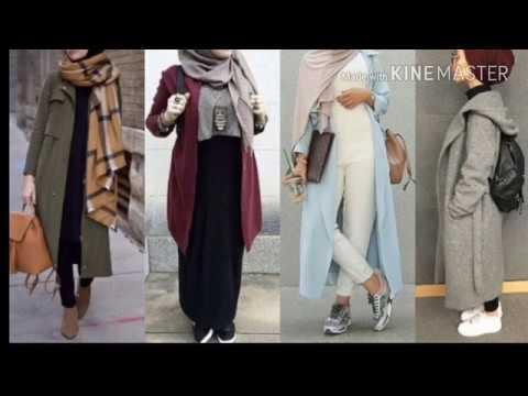 SWAG HIJAB STYLES LOOKBOOK // Fall 2018 \u0026 Winter 2019 Fashion Trends// MODA