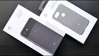 Обзор Google Pixel 3: покупка, распаковка и первые впечатления
