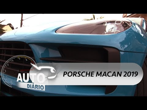 Auto Diário 02/10 - Porsche Macan 2019