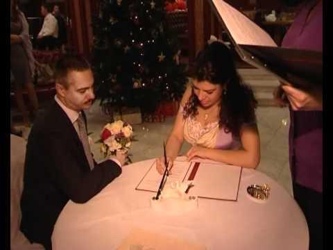 Выездная регистрация брака.Ведущая Ольга 8 926 245 74 58