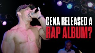 John Cena released a rap album? - What you need to know...