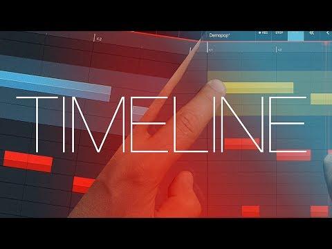 Timeline Editor — iMPC Pro Log
