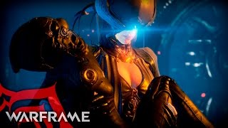 Warframe (U18) - The Second Dream - Cutscenes (SPOILER Warning!) - Operator Customization - F2P - EN