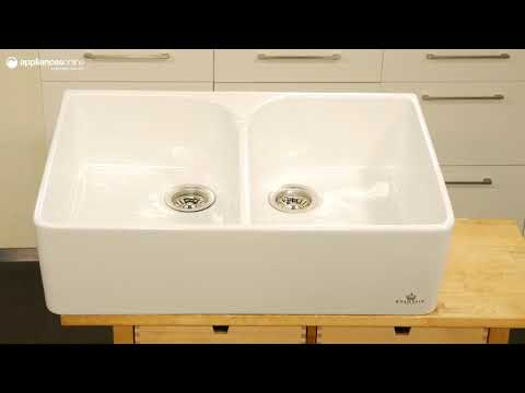 Product Review: Abey CLOTAIRE 2W Chambord Clotaire Large Double Bowl Ceramic Sink