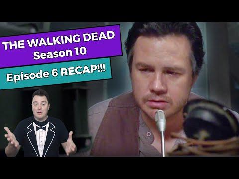 The Walking Dead - Season 10 Episode 6 RECAP!!!