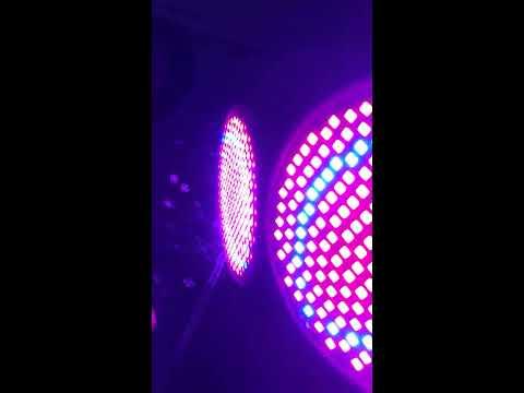 20W E27 166 Red 34 Blue LED Light Plant Lamp Seeding [banggood]