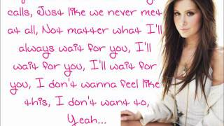 Erase and Rewind - Ashley Tisdale - Lyrics