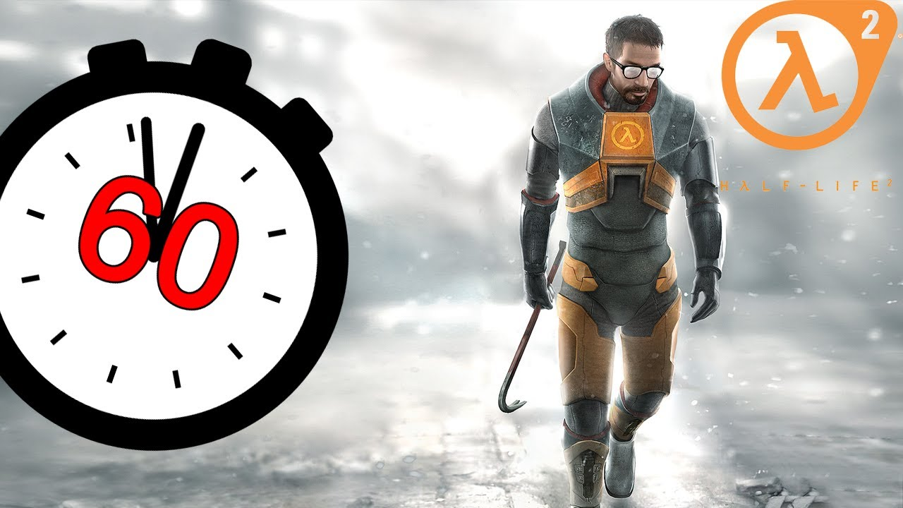 These Are The Most Important 60 Seconds Of Half-Life 2