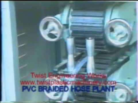 Braided Hose Making Plant